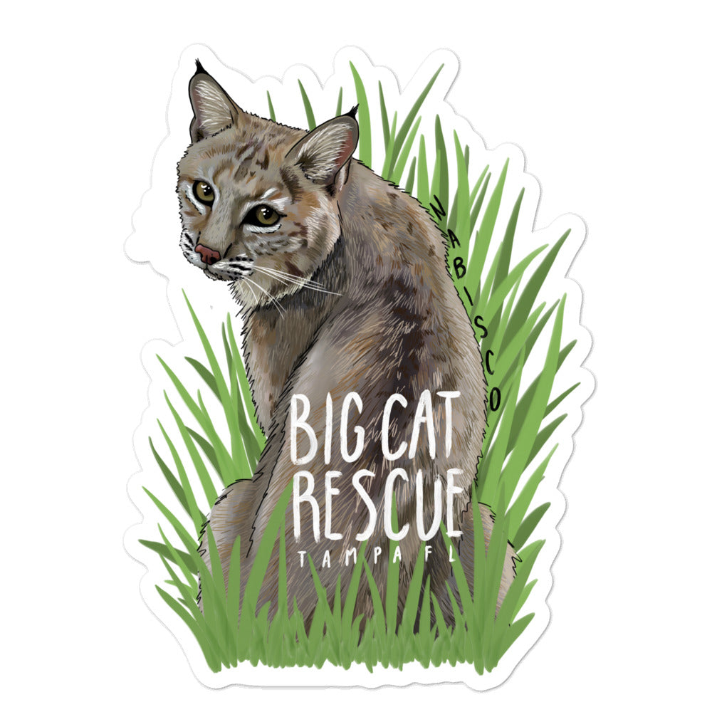 Sticker - Nabisco Bobcat