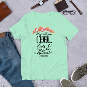 Shirt - Cool Cats and Kittens Tee