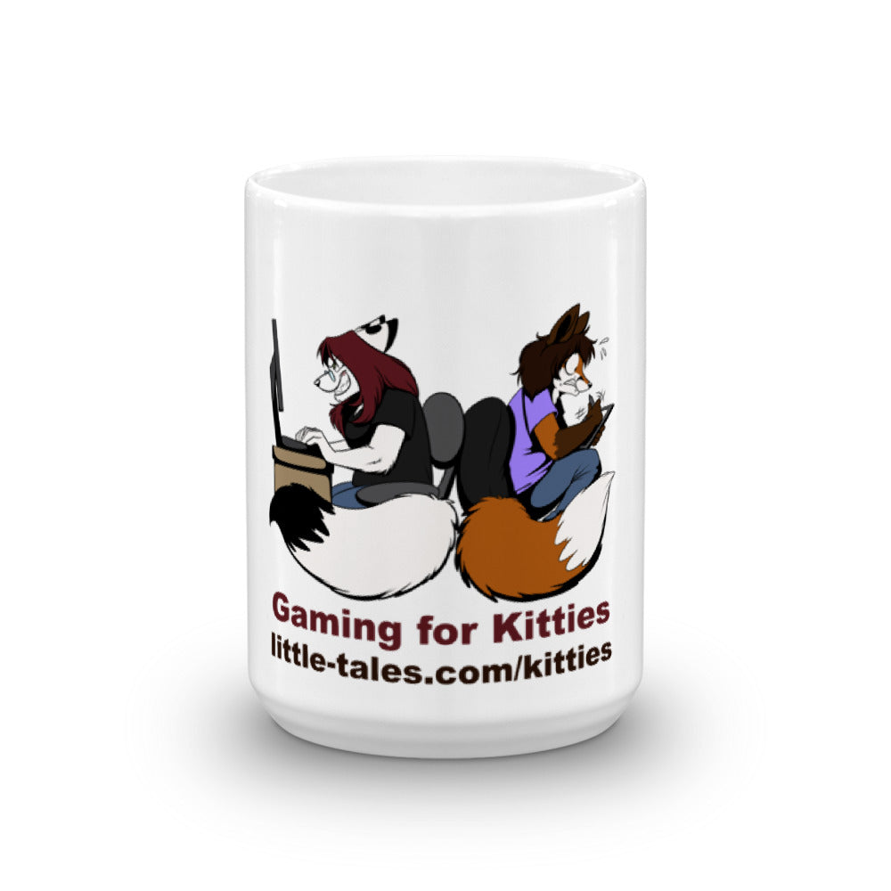 MUG - GAMING FOR KITTIES