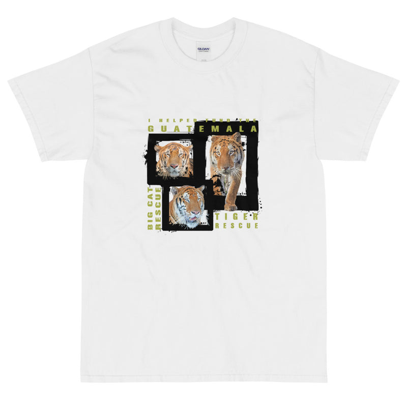 Shirt - Guatemala Tiger Rescue (up to 5x)
