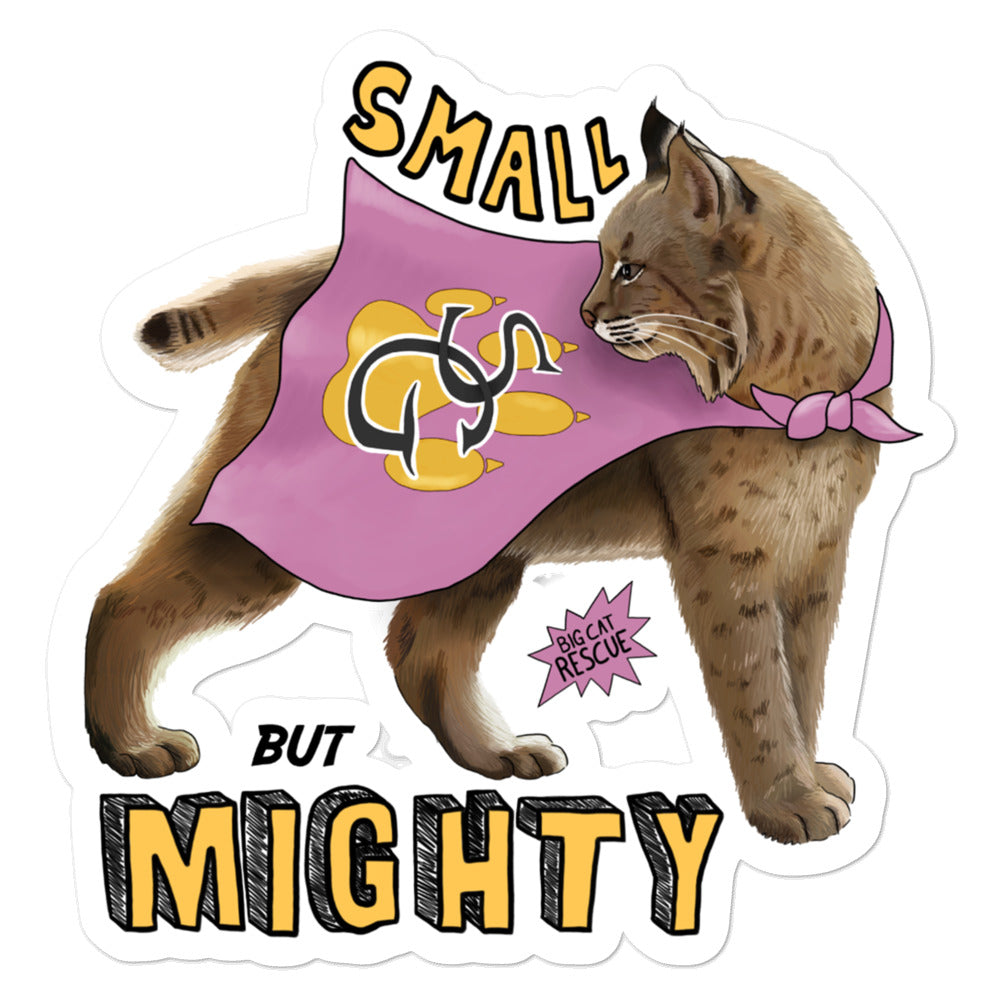 Sticker - Small But Mighty