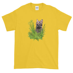 Shirt - Flint the Curious Bobcat (Up To 5X)