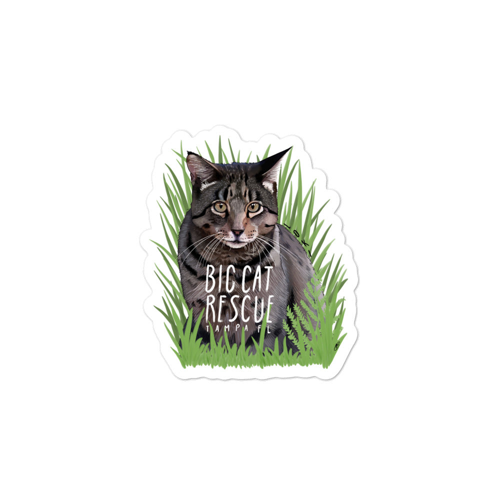 Sticker - Loki the Savannah
