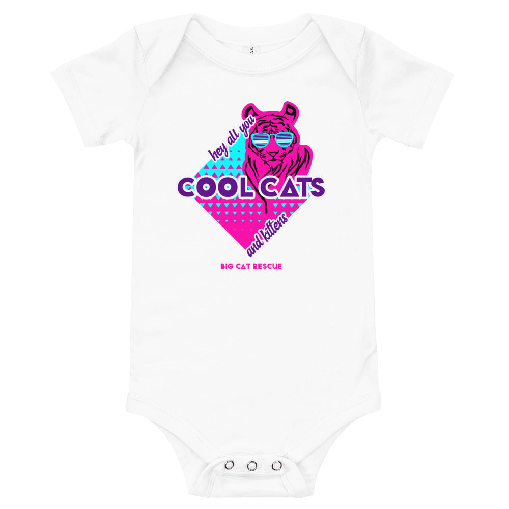 Baby - Hey All You Cool Cats & Kittens Onesie