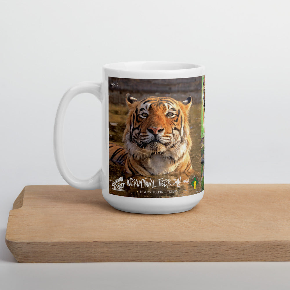 Mug - International Tiger Day 2020