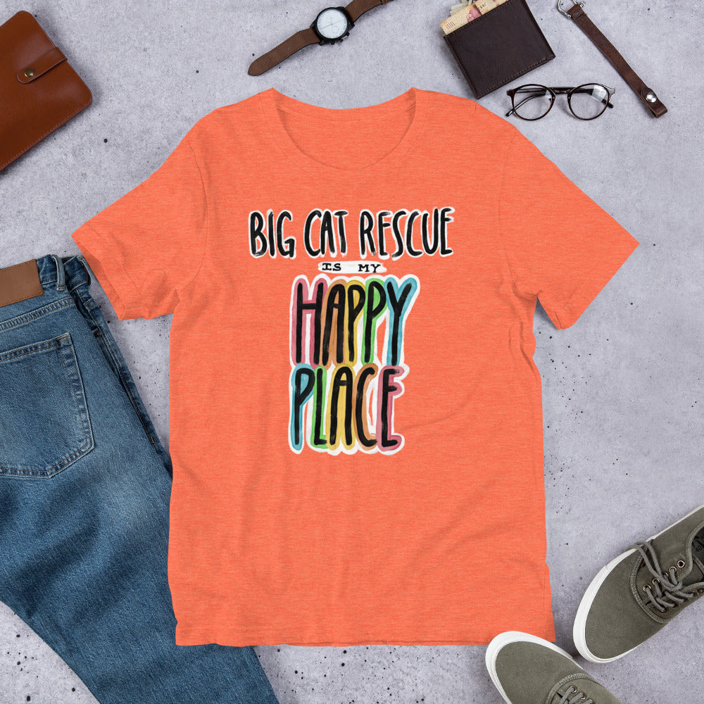 Shirt - BCR is my Happy Place Tee