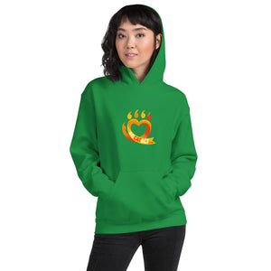 Sweatshirt - Big Cat Act Hoodie (Up to 5X)