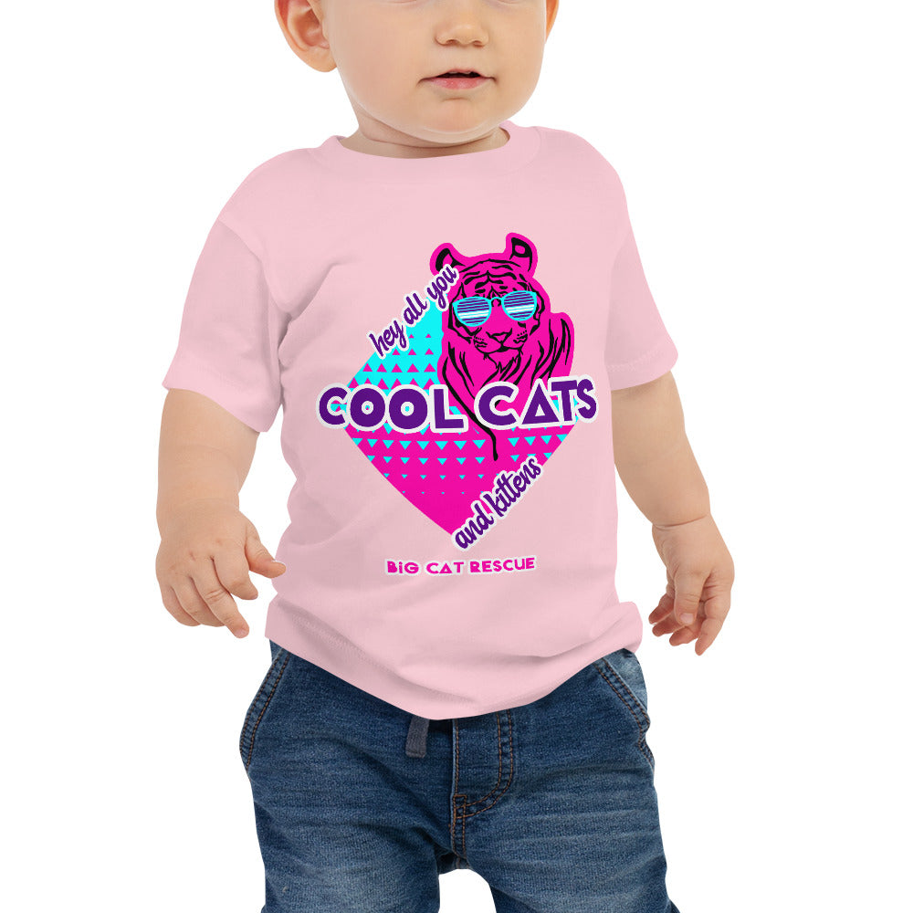 Kids Shirt - Hey All You Cool Cats & Kittens Baby Tee
