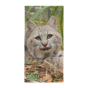 Towel - Nabisco Bobcat