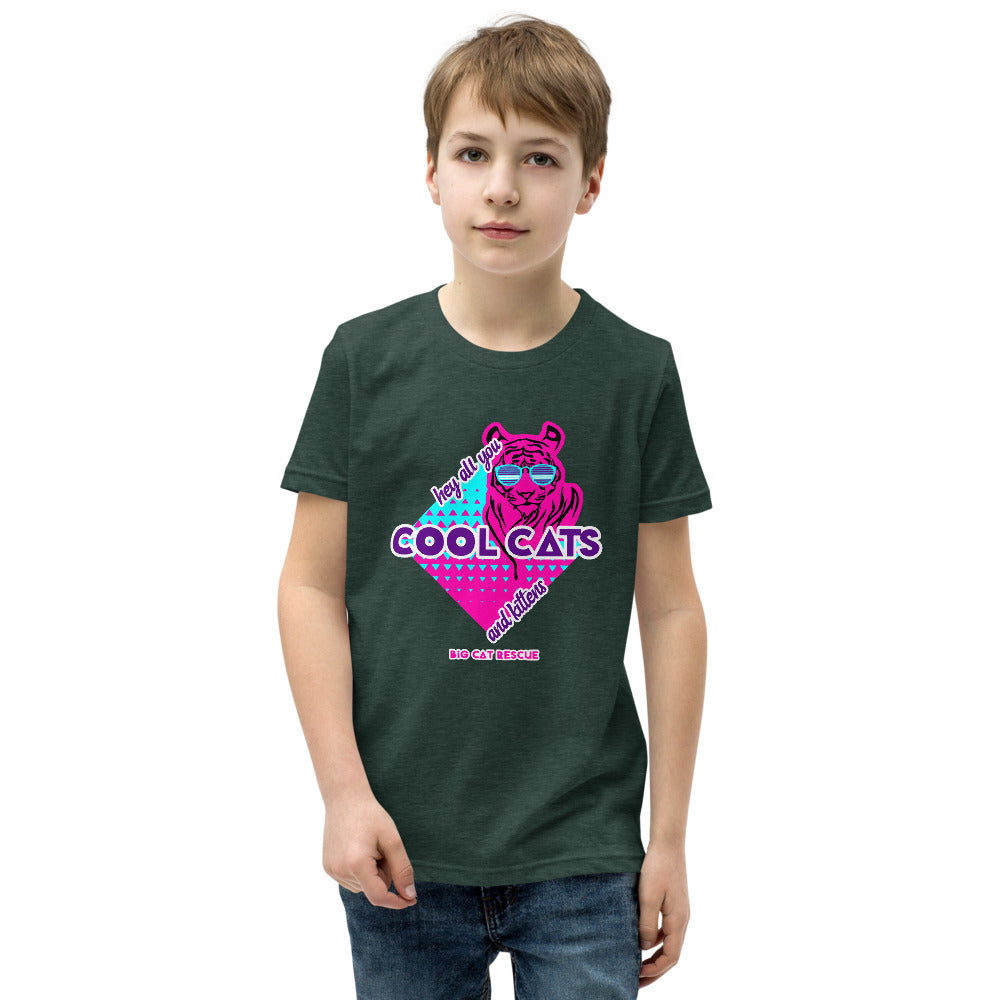 Kids Shirt - Hey All You Cool Cats & Kittens Youth Tee