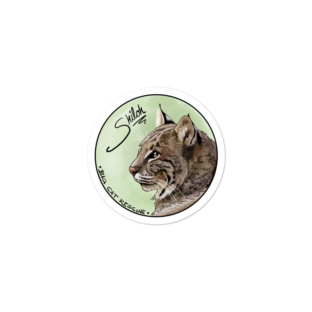 Sticker - Shiloh Bobcat