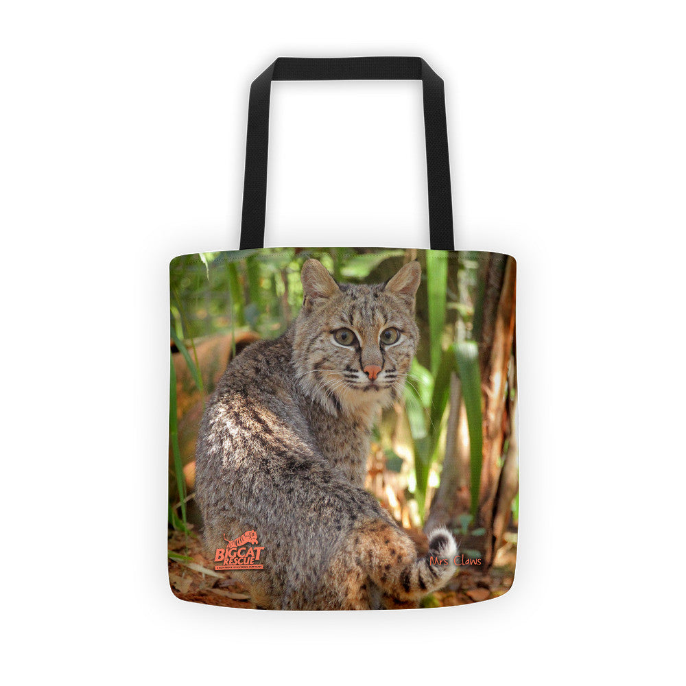 Bag - Mrs Claws Bobcat Tote