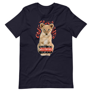 Shirt - Can't Touch This Lion Tee