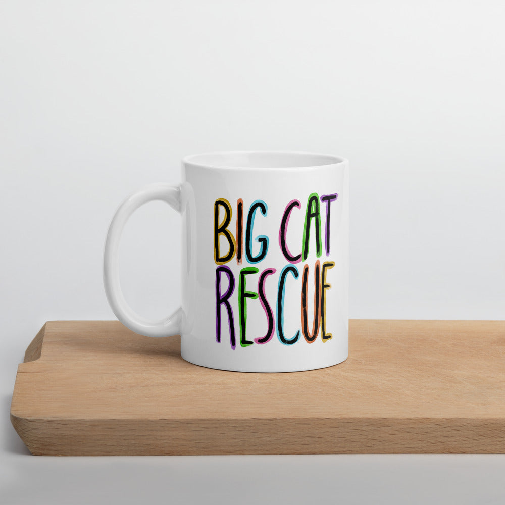 Mug - Big Cat Rescue Vibes