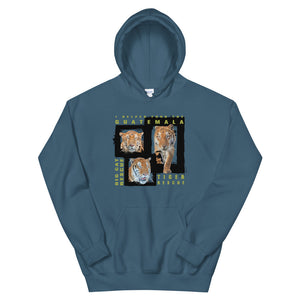 Sweatshirt - Guatemala Tiger Rescue Hoodie (Up to 5x)