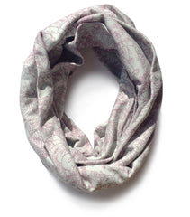 Flora and Fauna Infinity Scarf