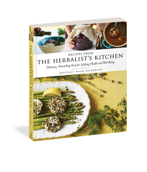 Recipes from the Herbalist's Kitchen - Cookbook