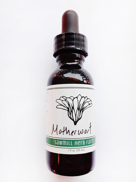 Motherwort Tincture - 1oz