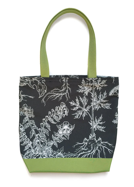 Poisoner's Herbs Eco-Canvas Tote