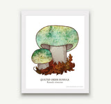 Wild Mushroom Prints - 5 x 7 - 6 Designs to Choose From!