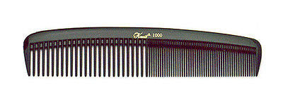 "KREST #1000 Professional 8-1/2"" Large Hair comb, chemical resistant"