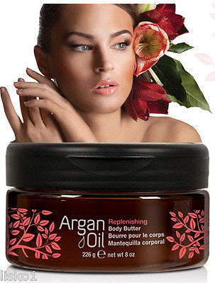 BODY BUTTER BODY DRENCH  Argan Oil Ultra-Hydrating Body Butter   8 oz.  jar