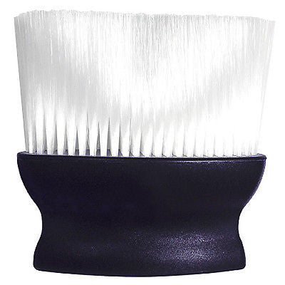Scalpmaster Extra Wide synthetic bristle Barber's Neck Duster for Customer care