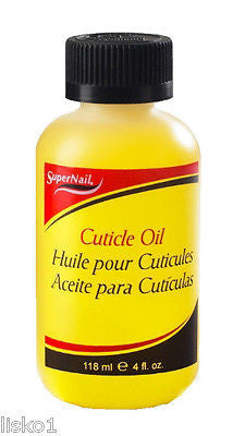 SUPER NAIL ( SuperNail )    4 oz. Cuticle Oil                          LMS