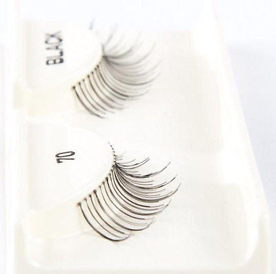 EYELASHES ANDREA MODLASH #70 EYELASHES (BLACK)