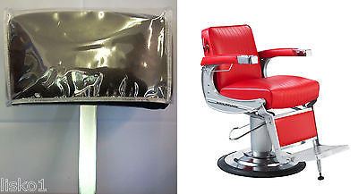 Head Rest Cover fitsTAKARA - BELMONT *BB225*  Barber Chair, clear plastic