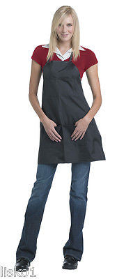 APRON ANDRE #7104 Waterproof nylon Stylist Apron w/multiple pockets    LMS