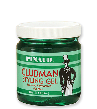 CLUBMAN STYLING GEL 16 OZ JAR REGULAR HOLD