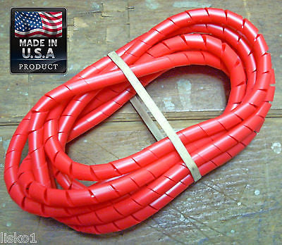 The Original Monkey Cord STYLIST-BARBER-GROOMER CORD DETANGLER-PROTECTOR  ( red)