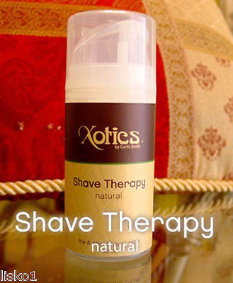 Xotics BY GROOMER CURTIS SMITH, BARBER SHAVING THERAPY  3.2 OZ.