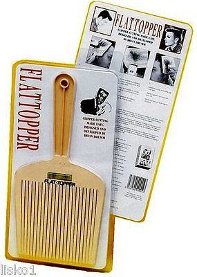 FLAT TOP COMB BRIAN DRUMM FLATTOPPER,FLAT TOP HAIRSTYLES CLIPPER COMB