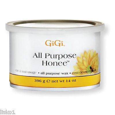 GiGi  ALL PURPOSE HONEE WAX FOR HAIR REMOVAL  14 oz.