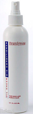 WIG OIL SHEEN BRANDYWINE 980 PROFESSIONAL WIG 8 OZ. OIL SHEEN & COND