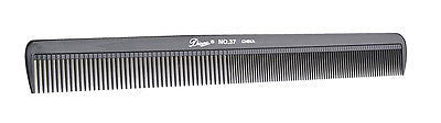 "CUTTING COMB DIANE #37     9""  PLASTIC  BARBER'S, HAIR STYLIST SALON STYLING CUTTING  COMB"