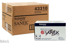 "NECK STRIPS BARBER SHOP HAIR/SHAVING ""SANEK "" #43310 BRAND NECK STRIPS, FULL CASE (48 packs)"