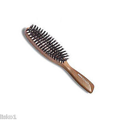 PHILLIPS REGAL 5-ROW OVAL HEAD PURE BRISTLE HAIR BRUSH