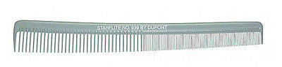 STARFLITE NO.#939 EURO STYLING HAIR CUTTING  COMB, BY DUPONT, (1-COMB)