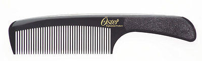 OSTER #76002 PRO BARBER'S ORIGINAL HAIR STYLING COMB, FREE SHIPPING