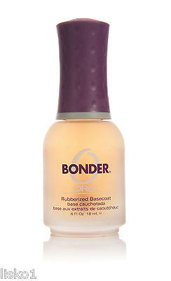 ORLY BONDER NAIL TREATMENT BASE COAT   .6 OZ.