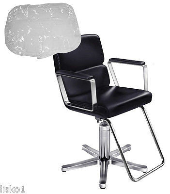 TAKARA - BELMONT *CHENNESEN* SALON STYLING CHAIR PLASTIC CHAIR BACK COVER(CLEAR)