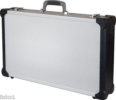 TZ CASE #TZM0025SD ,RUSTPROOF-WATRPROOF 6-PISTOL DURA -TECH  PISTOL-GUN CASE