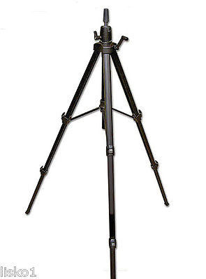 MANIKIN HEAD TRI POD CELEBRITY  Cosmetology Mannequin Head Tripod Holder Stand W/ CANVAS CARRY BAG