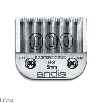 "ANDIS #64073 UltraEdge BLADE ""000""_1/50"" ALSO FITS OSTER"