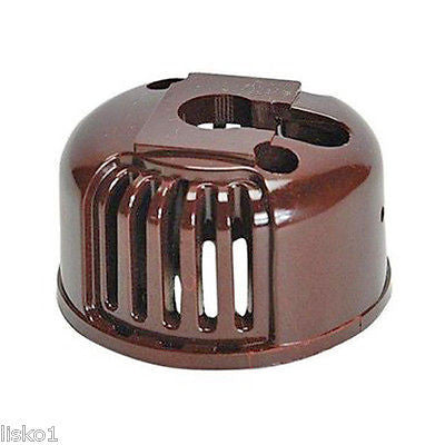 OSTER 76 CLIPPER BURGUNDY END CAP