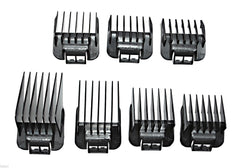 Andis 7 Attachment Comb Set for Improved Master Clipper #01380
