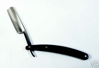 STRAIGHT RAZOR BARBER STRAIGHT SHAVING RAZOR #VT1311 , TRADITIONAL , STAINLESS STEEL BLADE